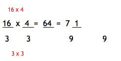 voorbeeldsom groep 8 rekenen