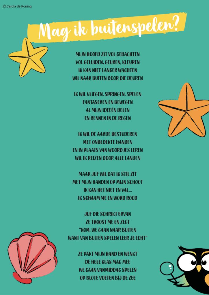 gedicht hooggevoeligheid
