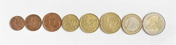 geldrekenen munten