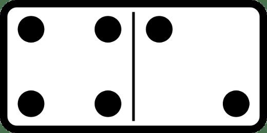 Splitsen groep 3 dominosteen 4-2