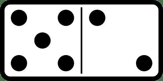 Splitsen groep 3 dominosteen 5-2