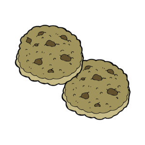 twee koeken