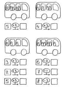 voorbeeld bussommen