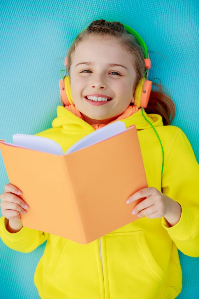 luisterboek voor kind