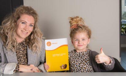 rekenenboek oefenen moeder en dochter