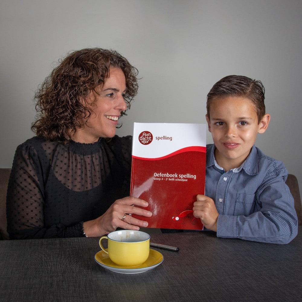 oefenboek spelling groep 4