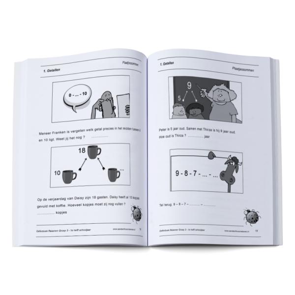 cito m3 rekenen oefenboek