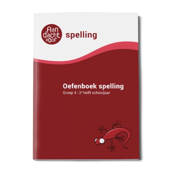 oefenboek spelling groep 4 2e helft