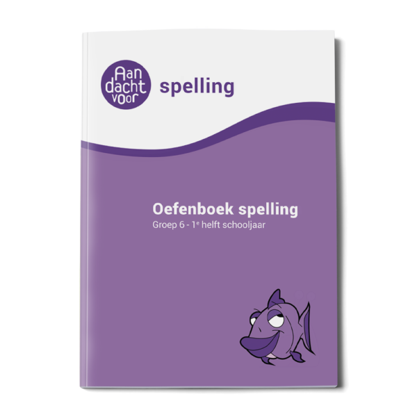 oefenboek spelling groep 6 1e helft