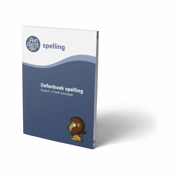 oefenboek spelling groep5 tweede helft