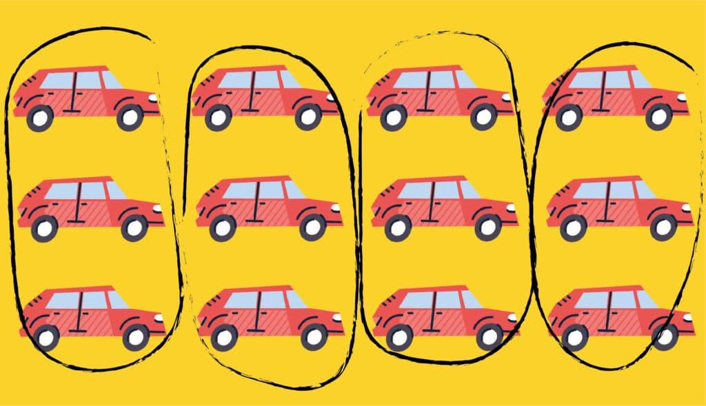 Auto's breuken