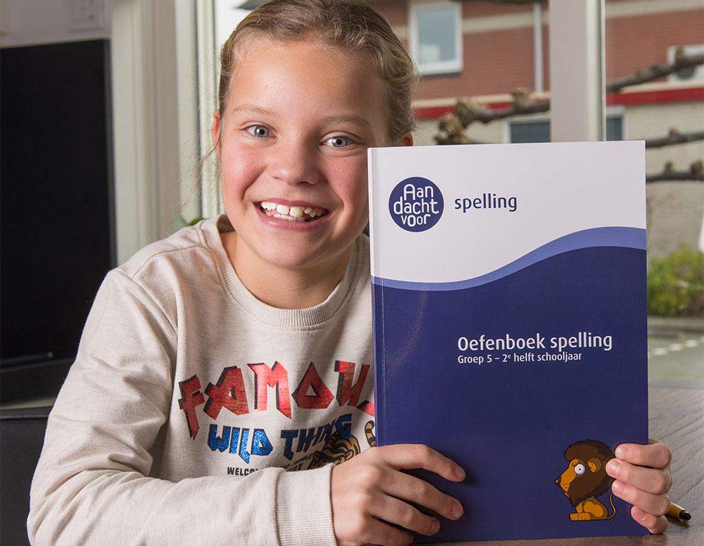 oefenboek spelling