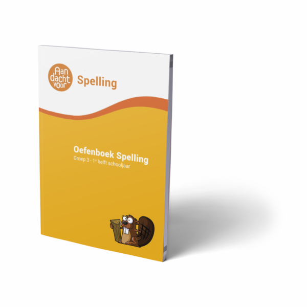 oefenboek spelling groep 3 1e