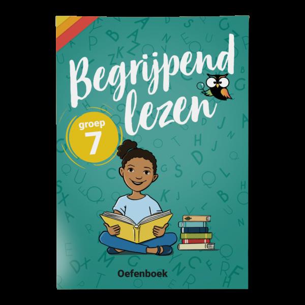 oefenboek begrijpend lezen groep 7